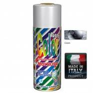 Vopsea Spray Argintiu Cromat Tuttocolor Macota 400ml.
