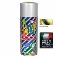 Vopsea Spray Auriu Cromat Tuttocolor Macota 400ml.