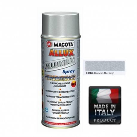 Vopsea Spray Temperaturi Inalte Aluminiu 600 C 400ml