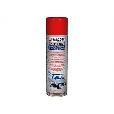 Spray Auto Revitalizant Plastic Si Cauciuc Macota 500ml.