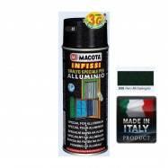Spray Vopsea Pt. Aluminu Negru Macota 400ml.