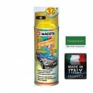 Vopsea Spray Transparenta Verde Macota 400ml