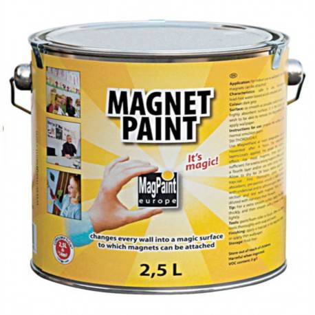 Vopsea Magnetica MagPaint 2,5 Litri
