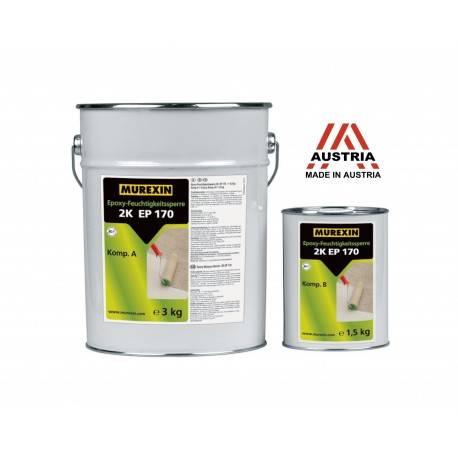 Rasina Epoxidica Transparenta Autonivelanta EP 170 2K 12 Kg