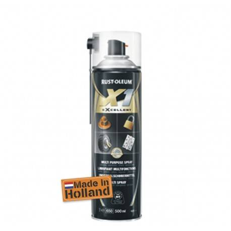 Spray Tehnic Degripant anticoroziv & antirugina Rust Oleum 1610 (500ml)