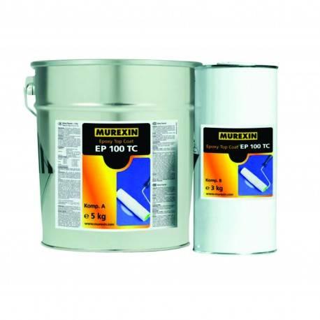 Lac Epoxidic Transparent Lucios EP 100 TC - 8 kg