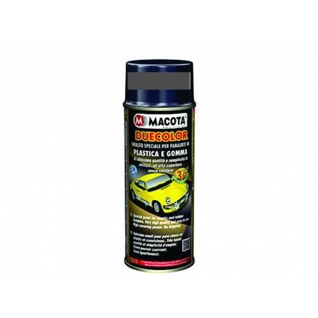 Vopsea Spray Texturata Plastic si Cauciuc Gri Inchis 400ml