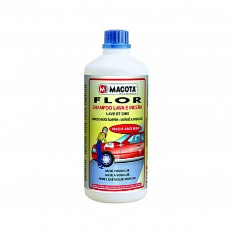 Sampon Auto Concentrat Cu Ceara Macota 750ml