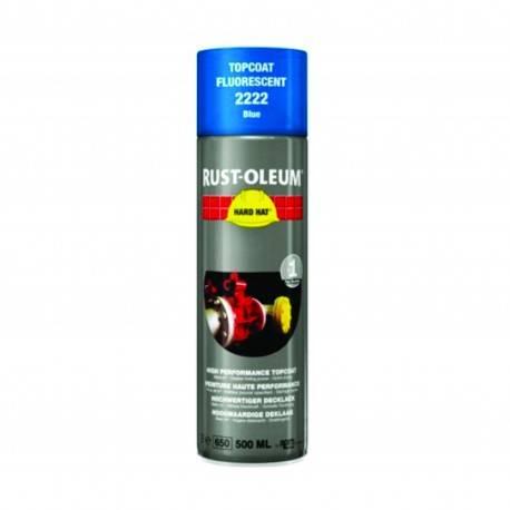 Vopsea Spray Fluorescenta / Fosforescenta Profesionala Albastra 500 ml