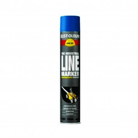 Vopsea Spray Marcaje Si Trasari Rust Oleum Albastru 750 ml