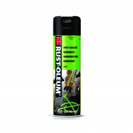 Vopsea Spray Marcaje Forestiere Si Constructii Spotmark Verde 500ml