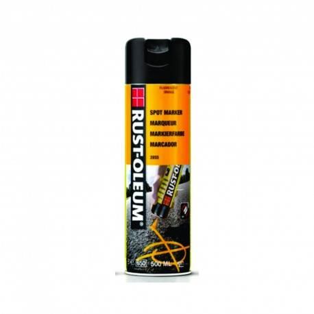 Vopsea Spray Marcaje Forestiere Si Constructii Spotmark Portocaliu 500ml