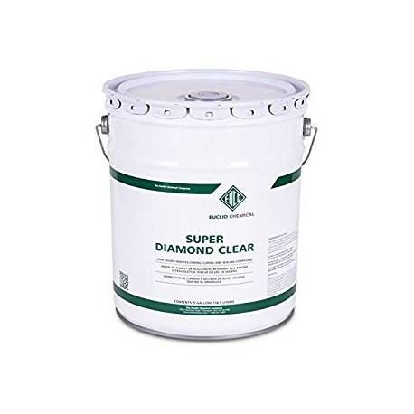 Lac Diamond Clear Vox Euclid Chemical 20 Litri