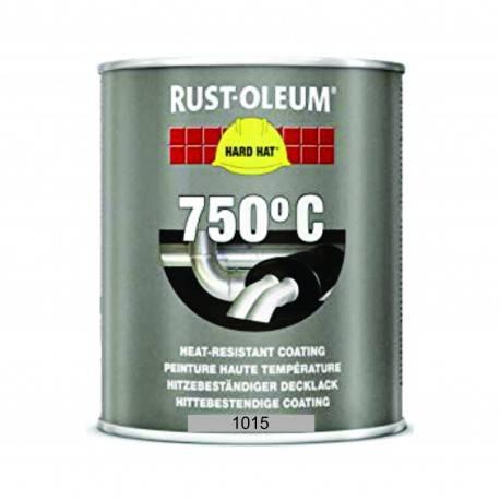 Vopsea Argintie Termorezistenta 750 Celsius 750ml