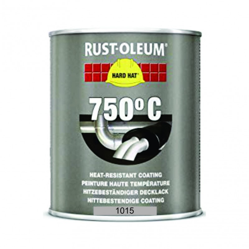 Vopsea Temperaturi Inalte Argintiu 750 C 750ml