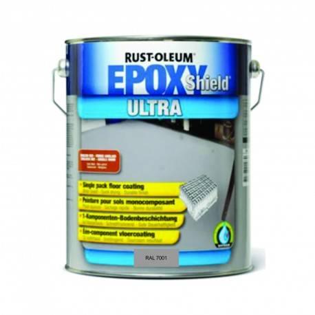 Vopsea Epoxidica Monocomponenta Ultra Gri Inchis 5 Litri