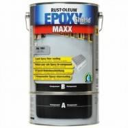 Vopsea Epoxidica MAXX Rosu English-Trafic Auto 5 Litri