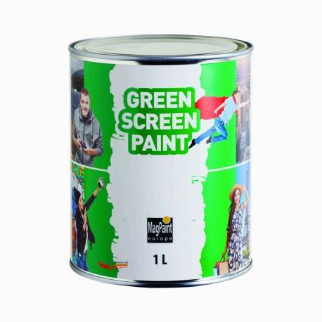 Vopsea GreenScreen Magpaint 1 Litru