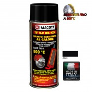 Spray Vopsea Termorezistenta Neagra 800 Celsius