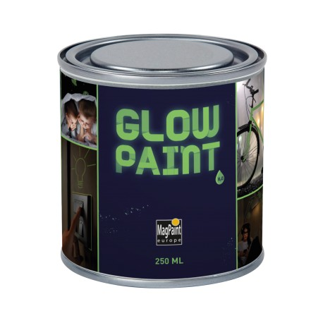 Vopsea Glow In The Dark MagPaint 250ml