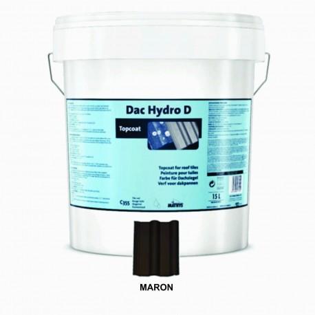 Vopsea Tigla Dac Hydro D Maron 15 Litri