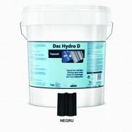 Vopsea Tigla Dac Hydro D Negru 15 Litri