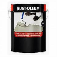 Vopsea Beton Negru 7100 Rust-Oleum 5 Litri