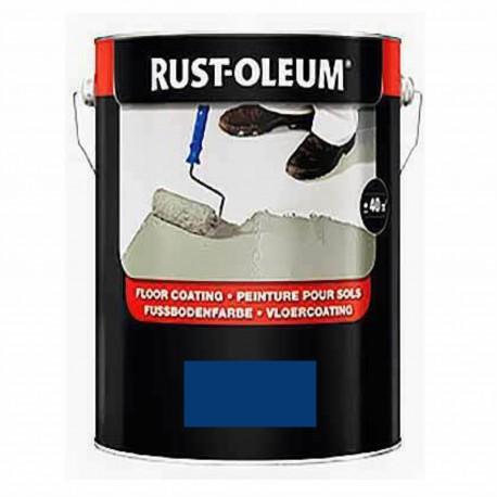 Vopsea Beton Albastru 7100 Rust-Oleum 5 Litri