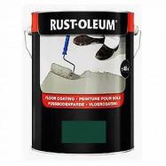 Vopsea Beton Verde Intens 7100 Rust-Oleum 5 Litri