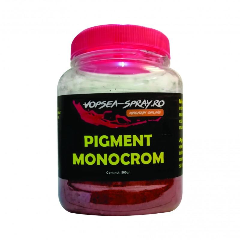 Pigment Monocrom Rosu 500Gr.