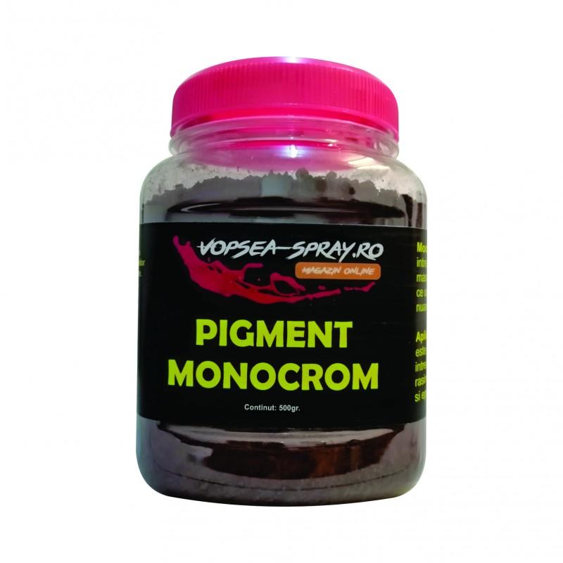 Pigment Monocrom Maron 500Gr.