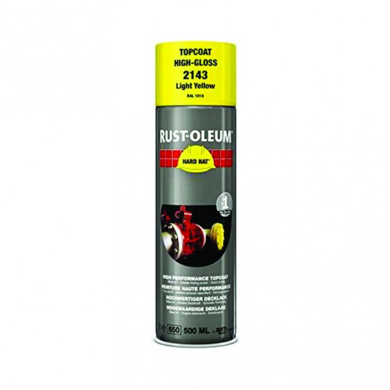 Vopsea Spray Profesionala RAL 1018 Galben 500ml