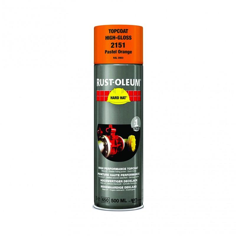 Vopsea Spray Profesionala RAL 2003 Portocaliu 500ml