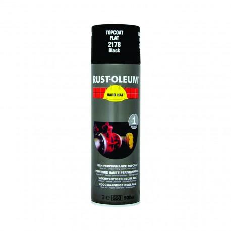 Vopsea Spray Profesionala Negru Mat 500ml
