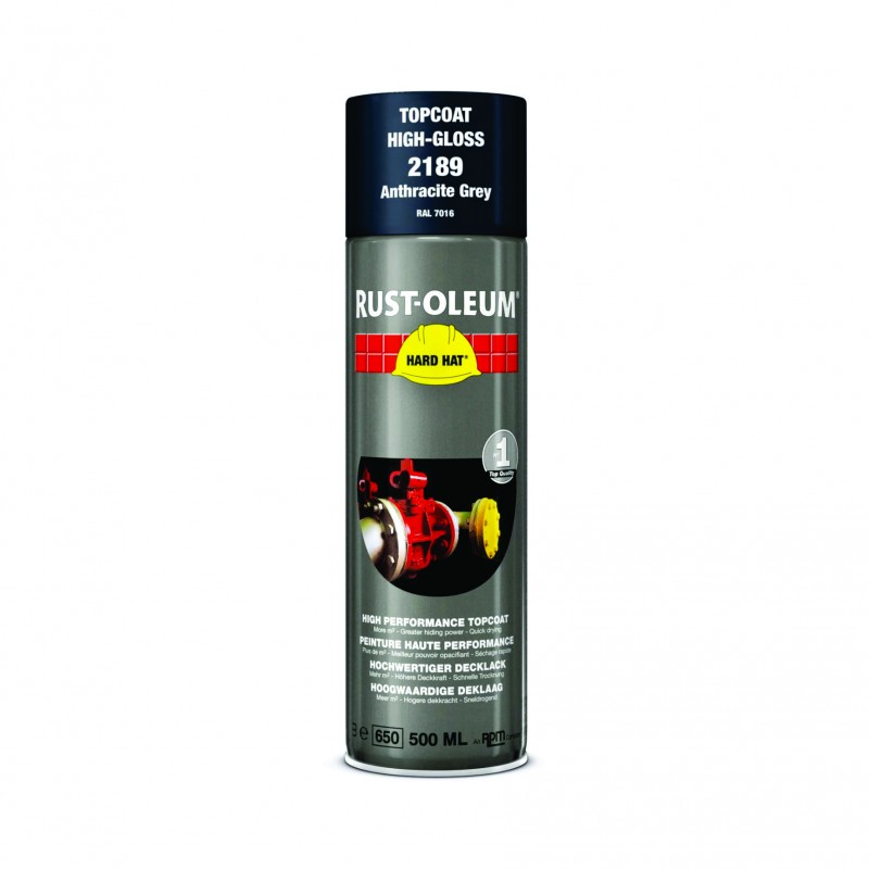 Vopsea Spray Profesionala Ral7016 Gri Antracit 500ml
