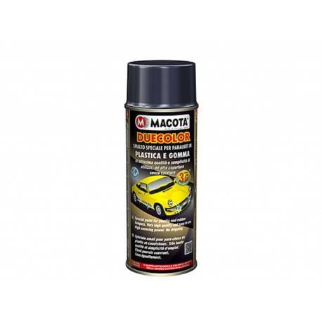 Vopsea Spray Auto Plastic si Cauciuc Negru Lucios 400ml