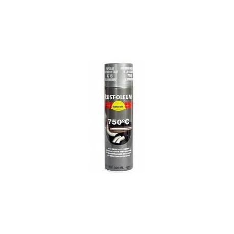 Vopsea Spray Termorezistenta Argintie 750 C 500ml