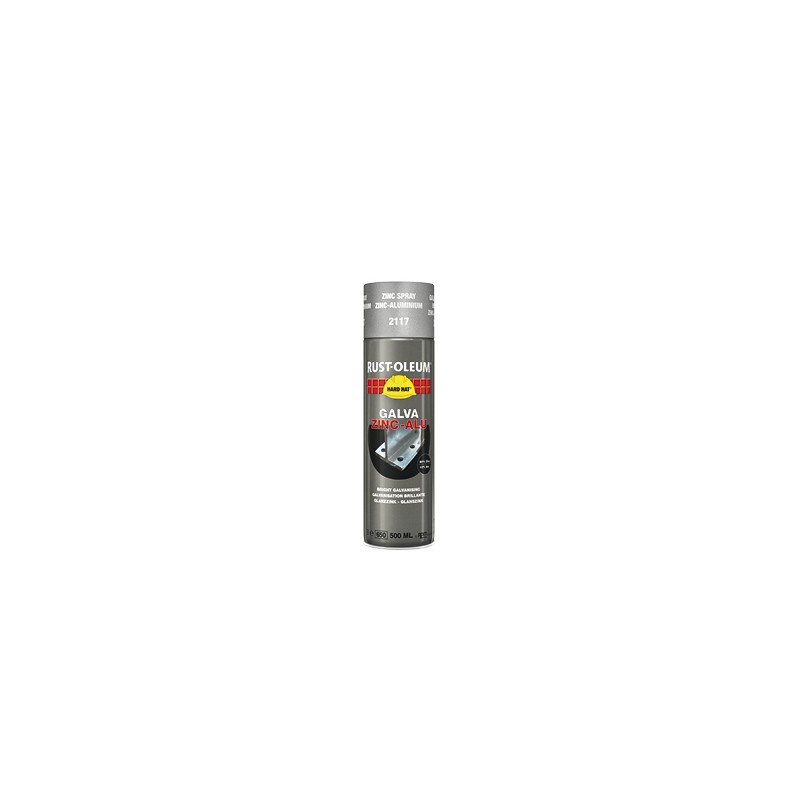 Grund Spray Galva cu Zinc & Aluminiu 500ml