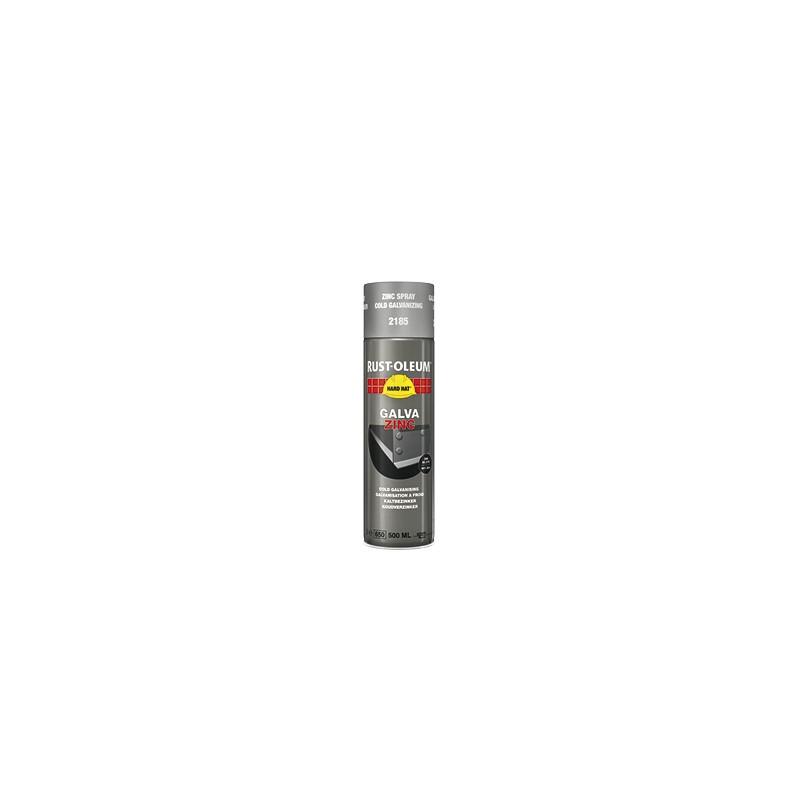 Grund Spray Galva Zinc pentru metal, 500ml