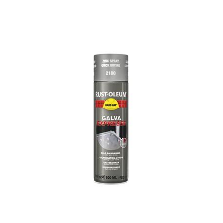 Grund Spray metal cu uscare rapida Galva Expresse 500ml