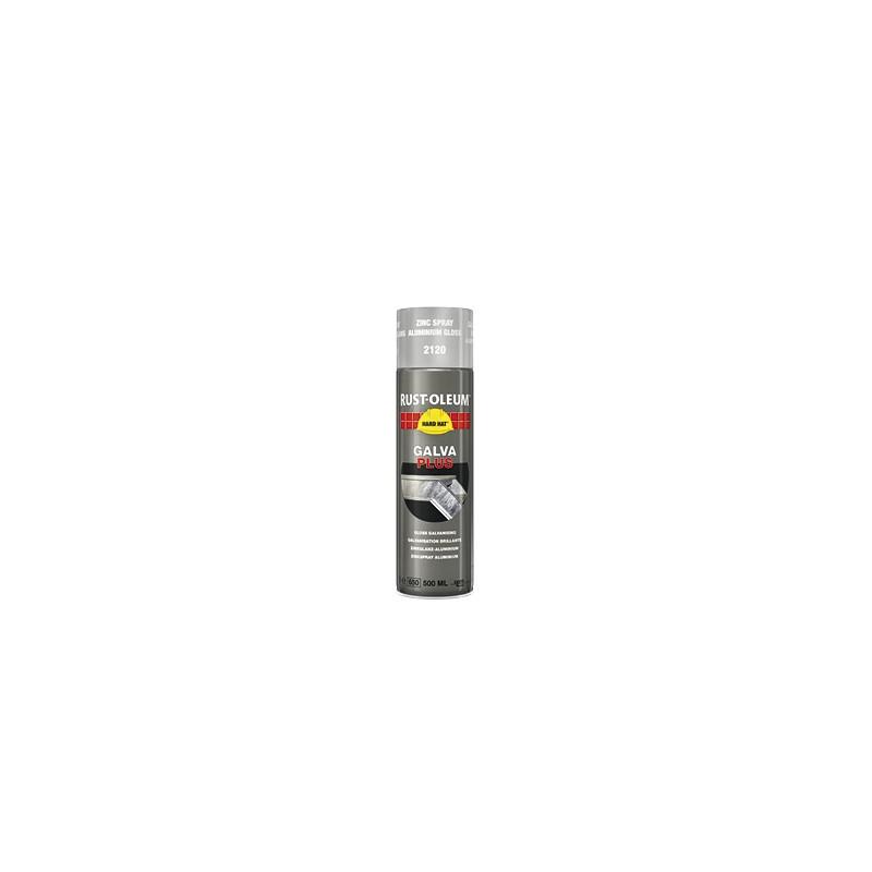 Grund metal galvanizat. Spray Galva Plus 500ml