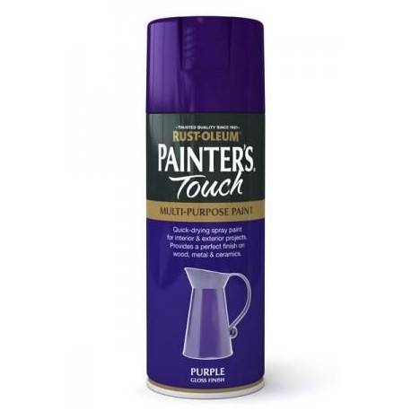 Vopsea Spray Painter's Touch Gloss Purple