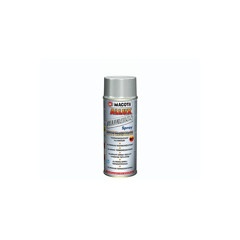 Vopsea Aluminiu Spray Temperaturi Inalte 600 C