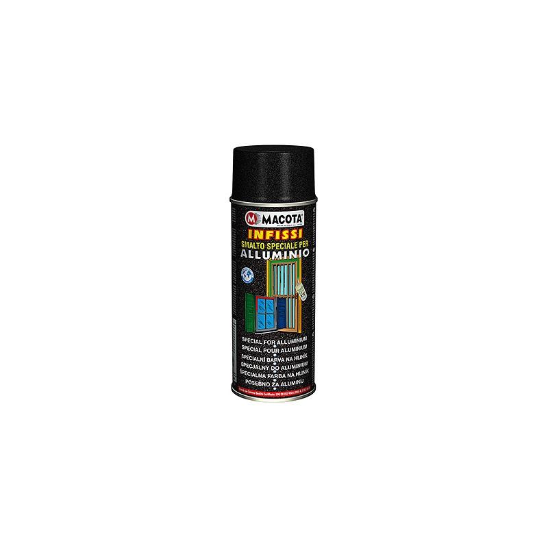 Spray Vopsea Pt. Aluminu Negru Macota 400ml
