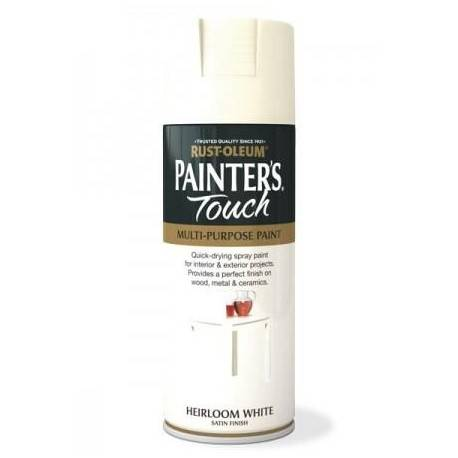 Painter's Touch satin Heirloom White