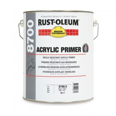 Grund Igienic Antimucegai 8700 Rust Oleum 5 Litri
