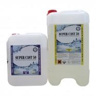 Rasina Epoxidica Super Cast 50 Transparenta 14Kg