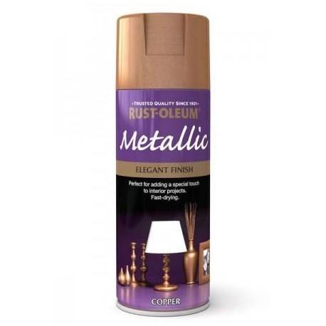 Vopsea Metalizata Copper 400ml