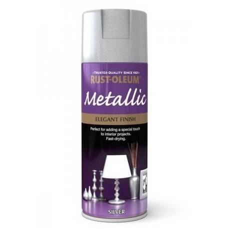 Vopsea Metalizata Silver