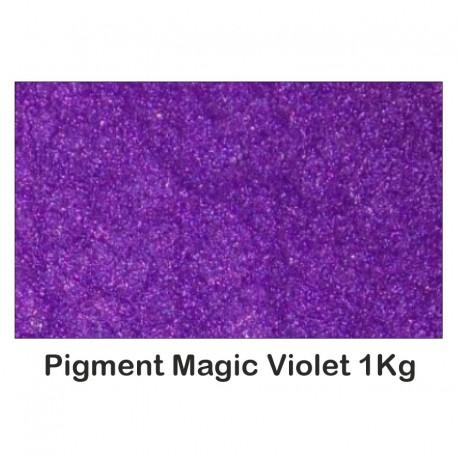 Pigment Metalic Magic Violet 1Kg.